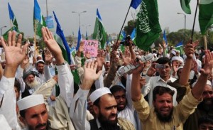 The Obama administration has decided to blacklist the Pakistan-based Haqqani network as a terror group, reports say. (AFP PHOTO)
