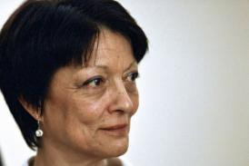 Mireille Ballestrazzi, pictured on November 5 in Rome. (AFP / FILE PHOTO / GABRIEL BOUYS)