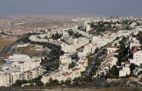 Published tenders include 607 units in Pisgat Zeev. (AFP / FILE / AHMAD GHARABLI)