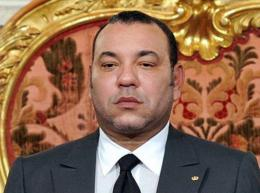 Mohammed VI, Morocco's king, pictured in 2011. (AFP / FILE PHOTO, Azzouz Boukallouch)
