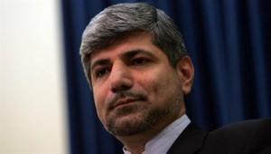 Foreign Ministry spokesman Ramin Mehmanparast. (AFP / Behrouz Mehri)