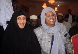Two women are among the 10 ministers endorsed by Somalia's parliament (AFP / FILE PHOTO / MOHAMED ABDIWAHAB)
