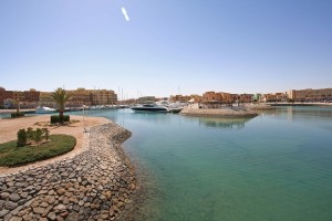 Marina in El Gouna David Cooper