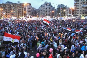 Revolutionary groups are calling for escalating opposition against President Mohamed Morsy (File photo) Mohamed Omar