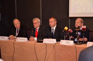 Visit to Cairo in January by the Party of European Socialists (Courtesy of the Party of European Socialists)