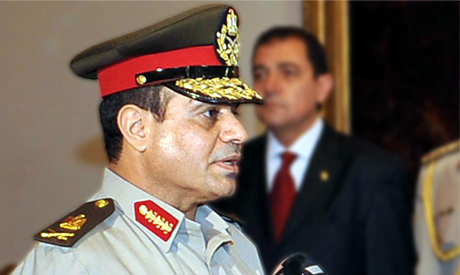 Abdel Fatah El-Sisi, Minister of Defence (AFP/Photo)