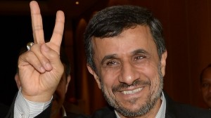 "Mohamed Kamel Amr said that Iran is ""a regional power that no one can ignore, but there are determinants of the relationship and Egypt has fixed limitations and is committed to them"". Photo : Iranian President Mahmoud Ahmadinejad (AFP- Photo)"