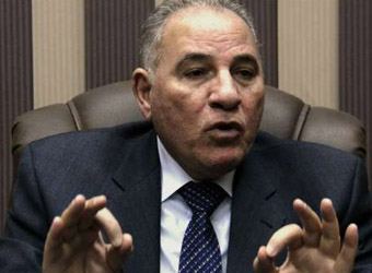 El-Zend called for waving El-Husseiny's judicial immunity in order to conduct investigations into false statements he made to media outlets. Photo:Judge Ahmed Al Zend ( File Photo)