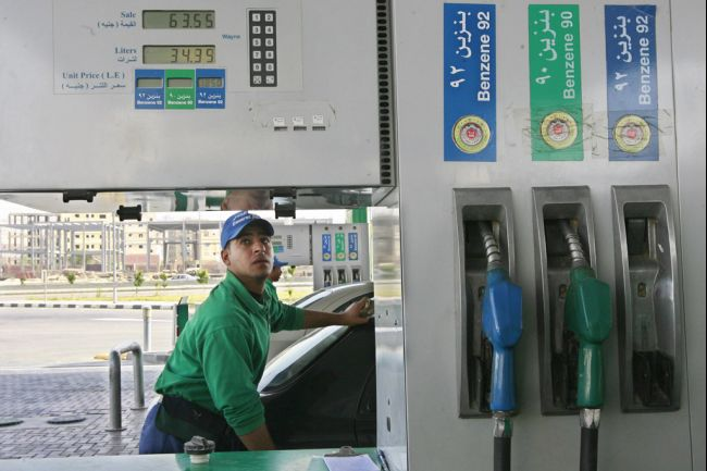 For diesel, oil and LPG pipelines, a smart cards system will be introduced for subsided diesel and oil (AFP Photo)