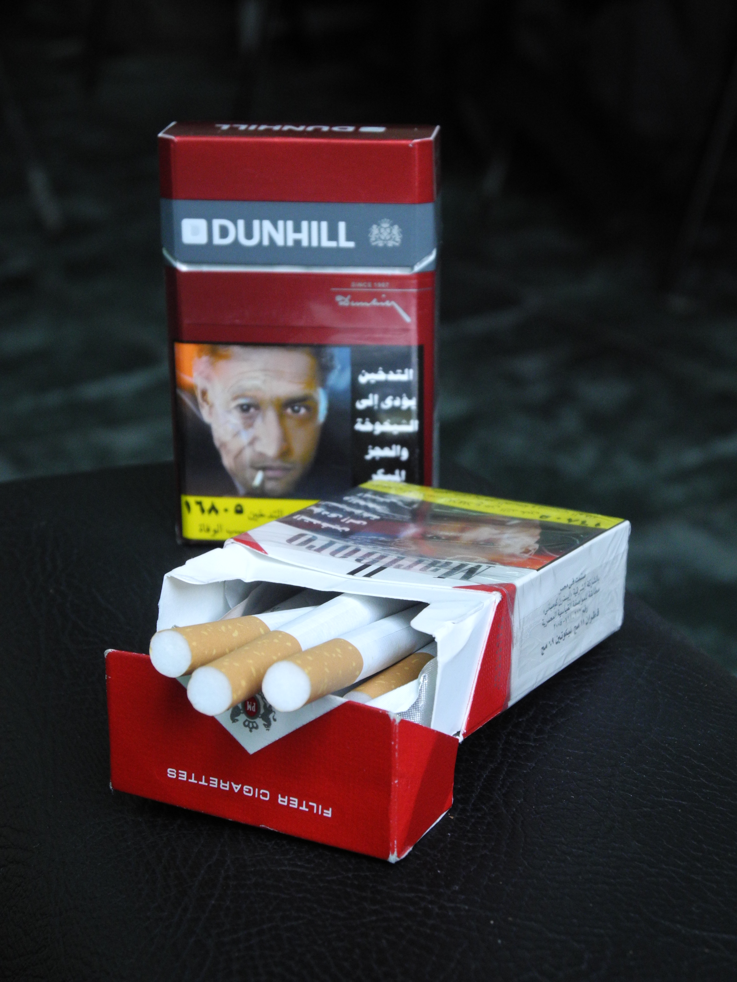 The head of the Tobacco Division at the FEI accuses the Government of singling out the industry, following proposed tax increases on tobacco products (Photo by Laurence Underhill)