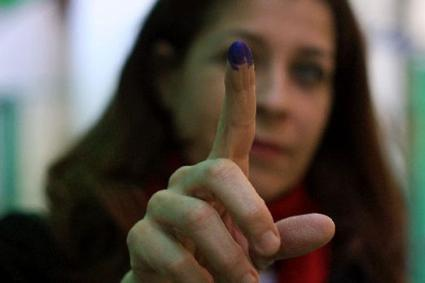 """Parties boycott said it could not participate in the elections under the continuation of a """"tyrannical regime"""" that insulted the dignity of its citizens. (File Photo)(AFP\Photo)"""