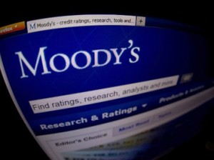 Moody's website (AFP Photo)