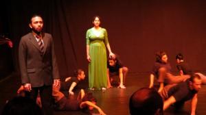 Dancers during Ritual Regression Thoraia Abou Bakr