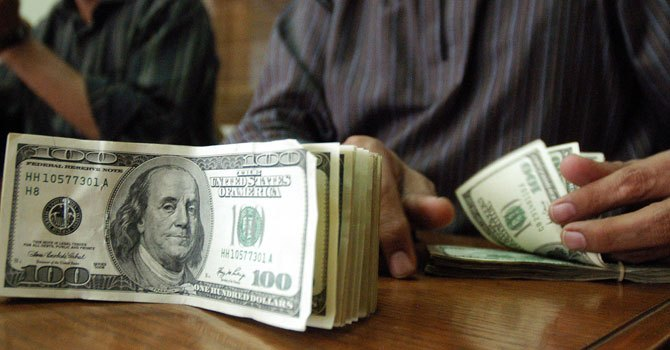 Egyptian Pound Up At Dollar Black Market Rates Lower Daily