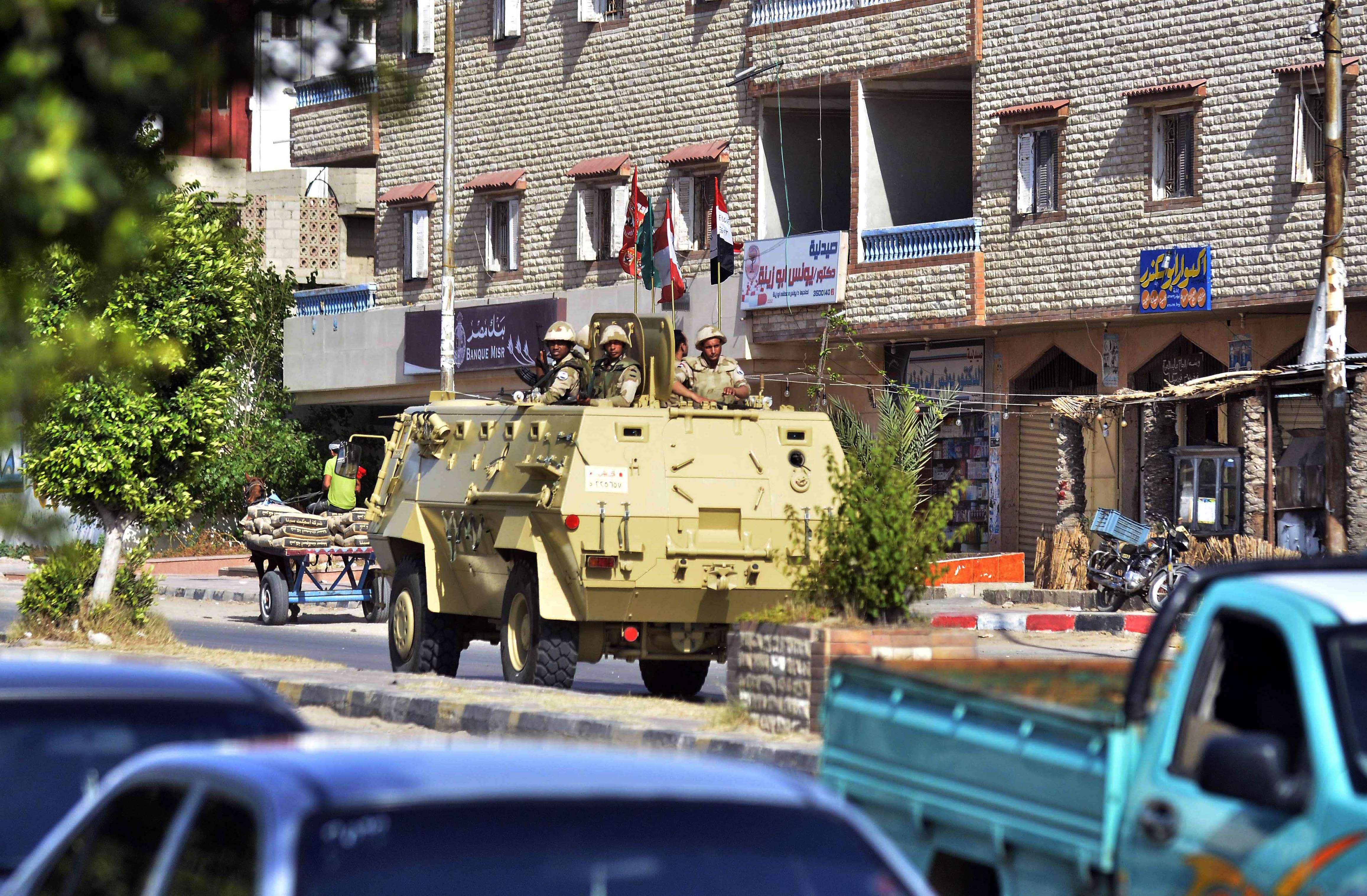 Armed forces declare Sheikh Zuweid a safe city despite active