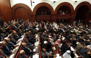 The Shura Council Committee on Human Rights approved in its Sunday meeting amendments to the National Council for Human Rights (NCHR) Law that would extend the council's term and limit it to two terms only.