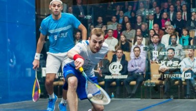Egyptian squash champion Mohamed El-Shorbagy, ranked first internationally, continued his victory streak when he won the Men's Windy City Open 2016 held at the University Club of Chicago, US from 25 February to 2 March.