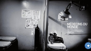 Médecins du Monde (MdM), an international organisation providing medical care to vulnerable populations Public Domain