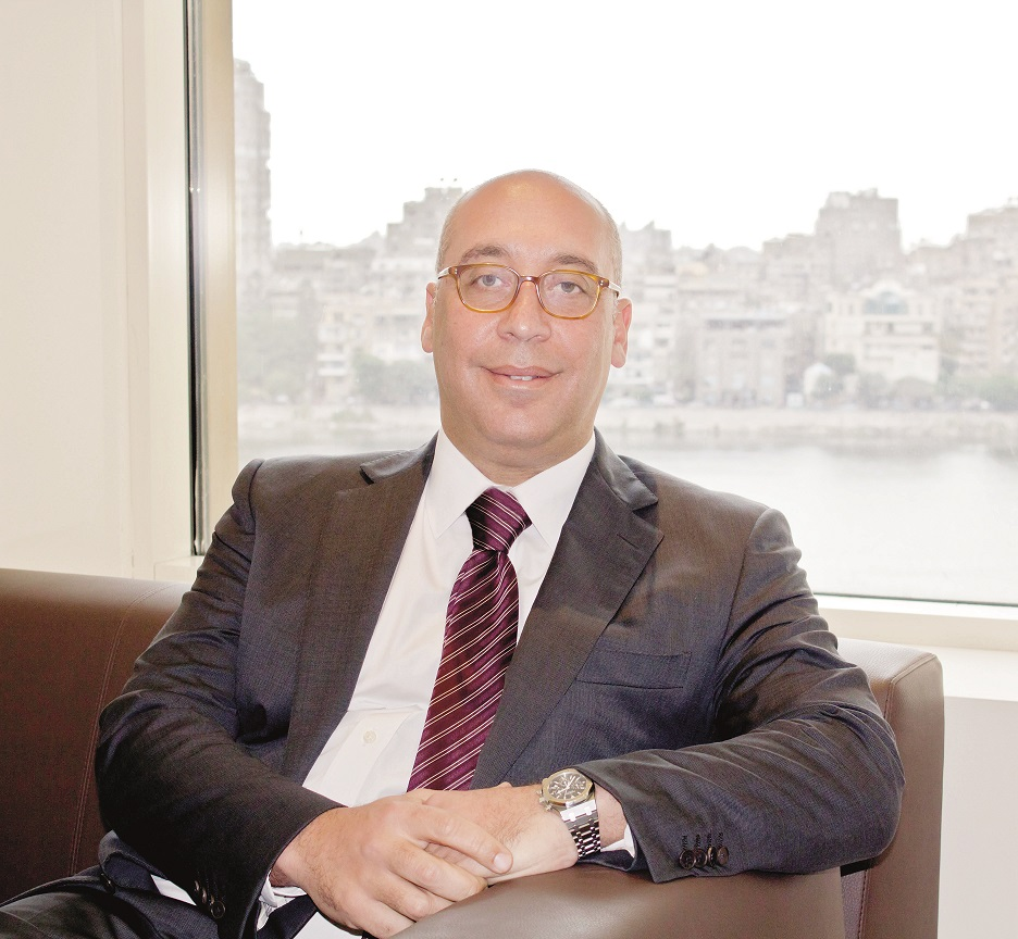 Bassem Azab, CEO, Beltone Financial Holding