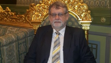 Günther Wehenpohl, coordinator of PDP