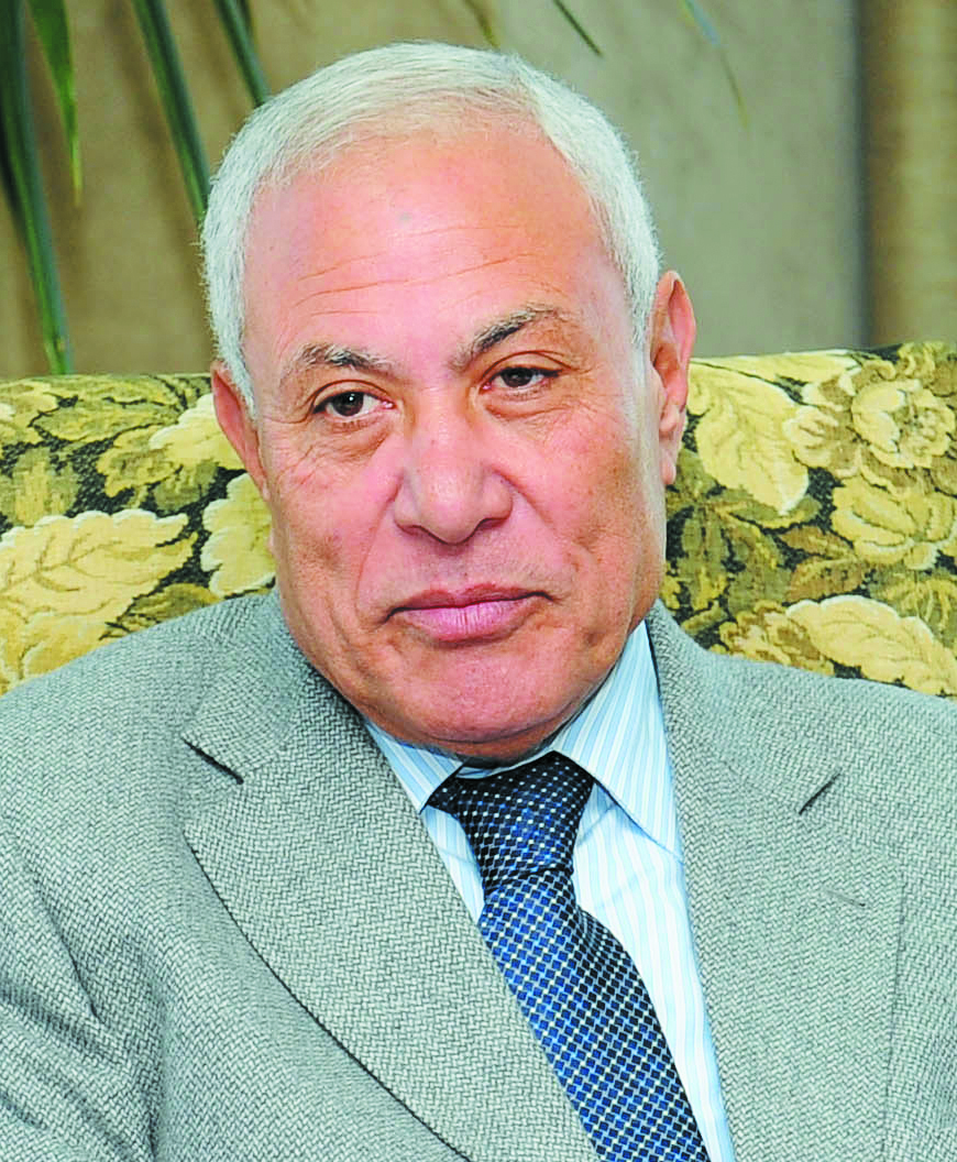 Hamdy Moussa, general director of the Egypt Iran Development Bank (Photo from Al-Borsa News)