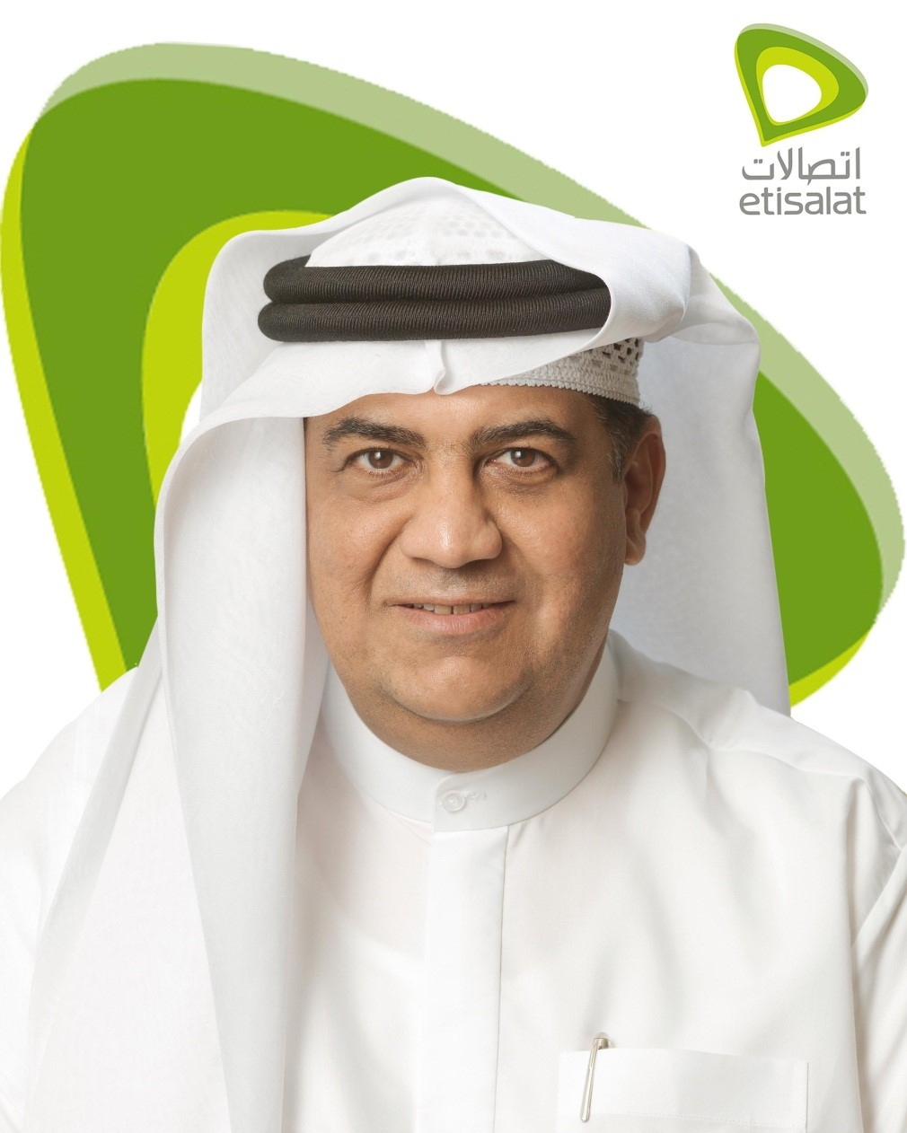 Al-Abdooli appointed CEO of Etisalat Group - Daily News Egypt