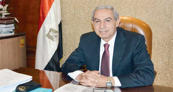 Minister of Trade and Industry Tarek Qabil Photo handout to dne
