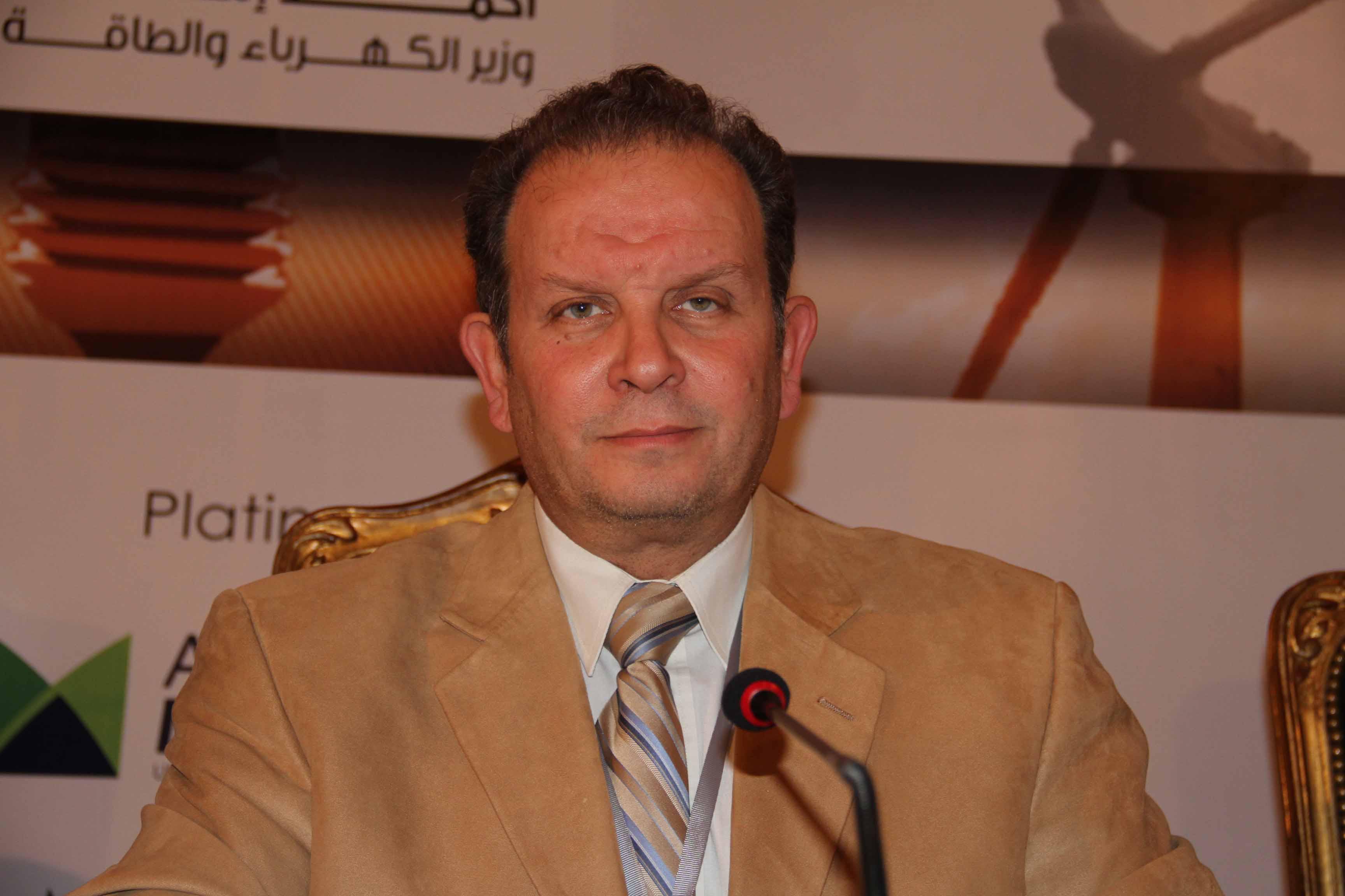 Ater  Hanoura, head of Public Private Partnerships Central Unit (PPP) (DNE Photo)