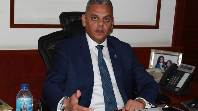 The managing director of Arab Misr Insurance Group (GIG) and chairperson of the Insurance Federation of Egypt (IFE), Alaa El-Zoheiry