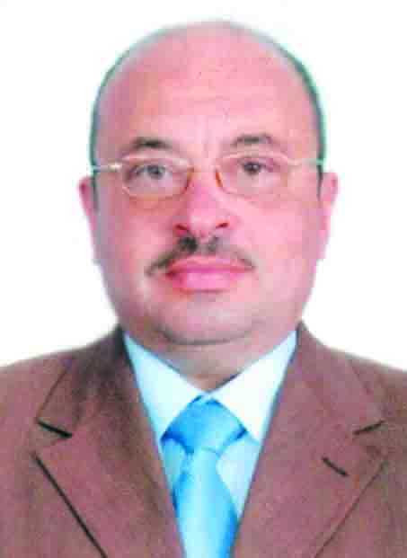 Engineer Alaa' El-Saqati, President of the Investors Association in Badr City (Photo Public Domain)