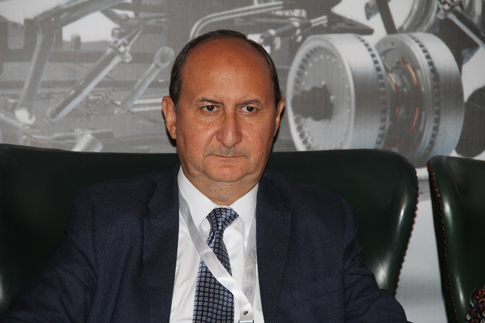 Amr Nassar, executive advisor of MCV Group (DNE Photo)