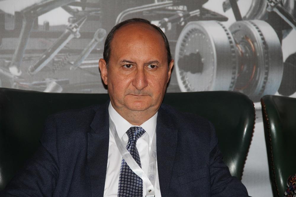 Amr Nassar, executive advisor of MCV Group (DNE Photo)