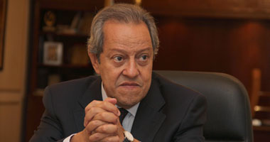 Mounir Fakhry Abdel Nour, the minister of industry and foreign trade. (Photo from Al-Borsa)