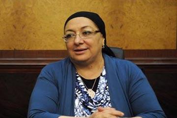 Health Minister Dr Maha Al-Rabat  (Al- Borsa Photo)