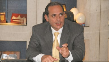 Chairman of NBE Board, Hisham Okasha