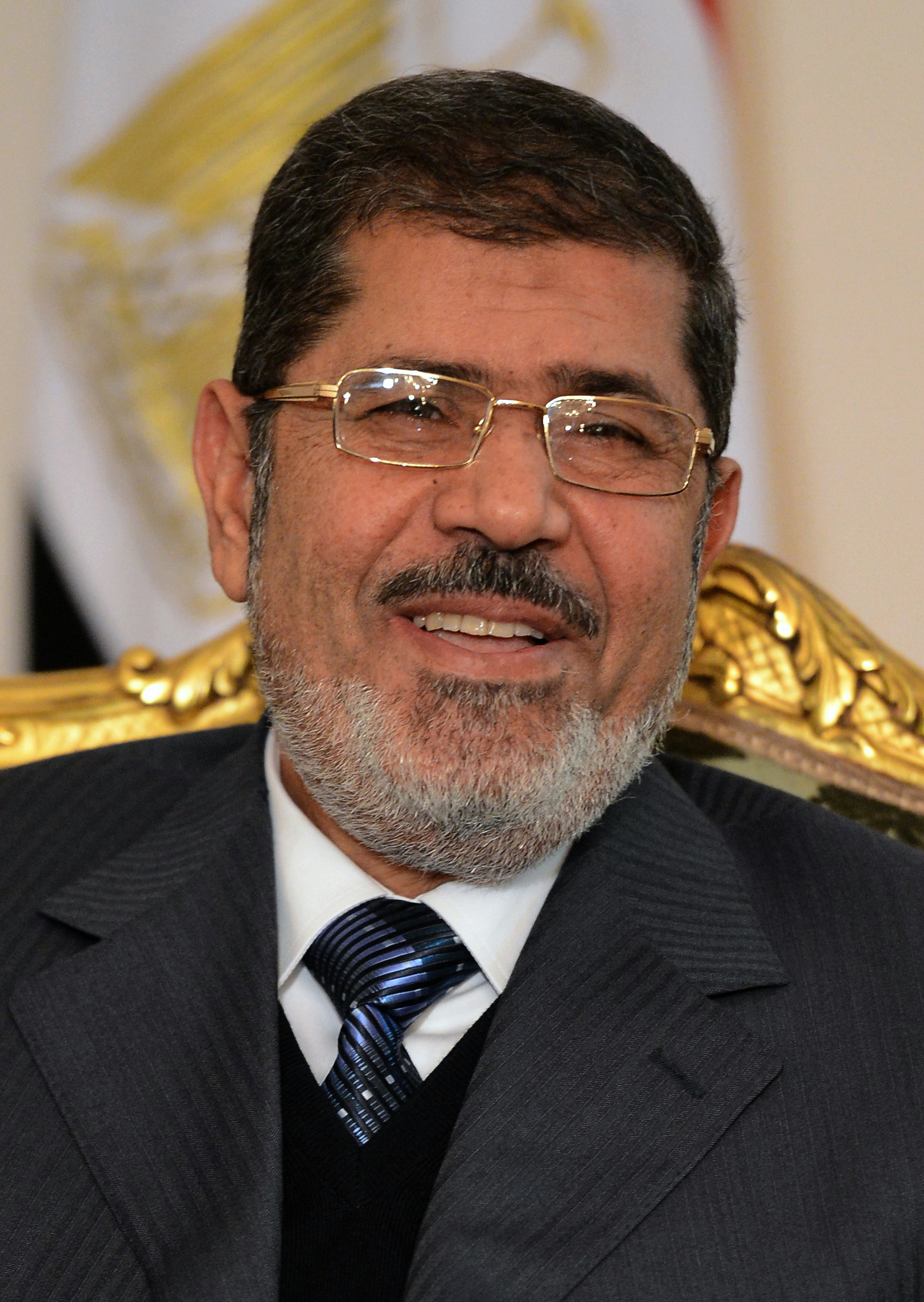 Ousted president Mohamed Morsi (AFP File Photo)