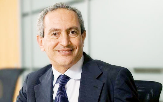 Construction tycoon Nassef Sawiris (DNE Photo)