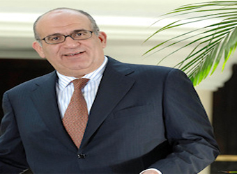 Chairman and CEO of  international textile and clothing company Arafa Holding, Alaa Arafa