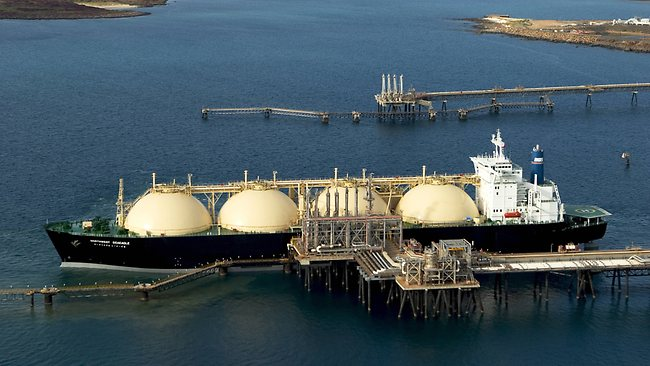 EGAS decides to import liquefied natural gas (LNG) to supply power plants in the coming years (AFP/ file photo)