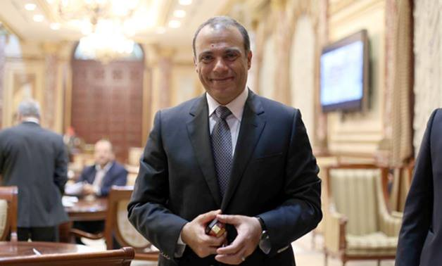 MP Tamer Al-Shehawy