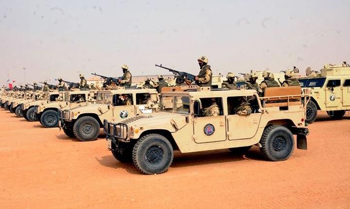 Sinai Province' militants target army patrol in Sheikh Zuweid