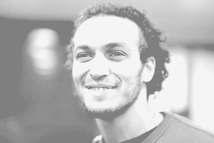 Mahmoud 'Shawkan' Abu Zied was arrested on 14 August 2014. He remains in detention. (Freedom for Shawkan)