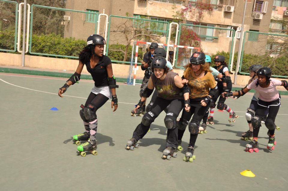Cairollers in action (Photo from Courtesy of Cairollers Facebook page)