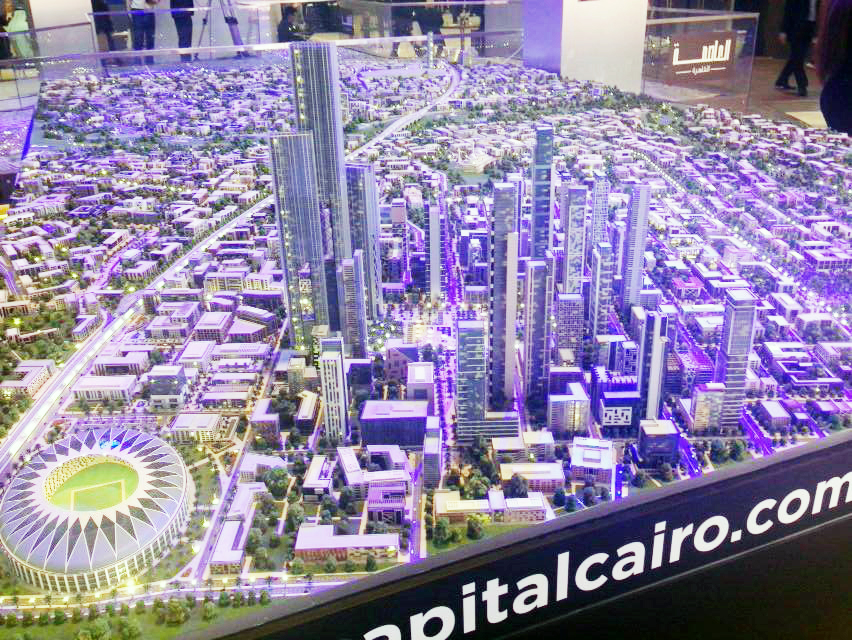 Negotiations with Emirati investors over the new Cairo Capital project are facing major difficulties, Assistant Minister of Housing Khaled Abbas said Sunday. (Photo by Sara Aggour)