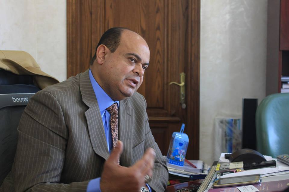 Matrouh Governor Alaa Abu Zeid (DNE Photo)