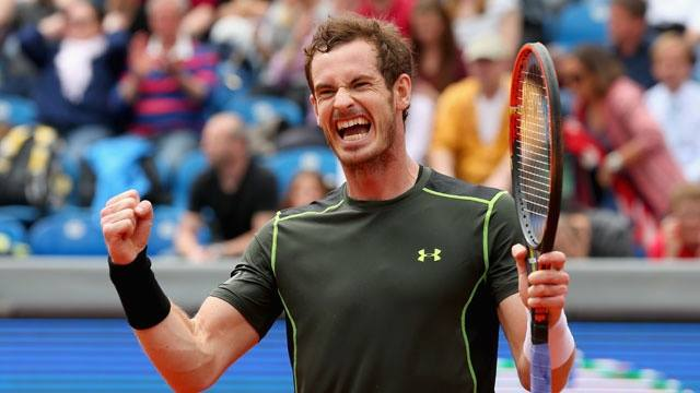 Scottish tennis player Andy Murray, who ranks third globally, won the open tennis championship title in the BMW Open by FWU AG in Munich, after defeating German player Philipp Kohlshreiber, who is ranked 24th globally.