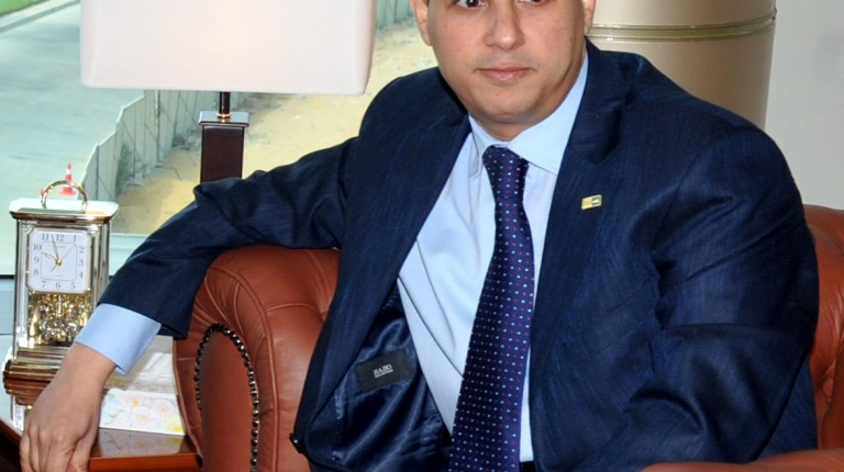 Chairman of the Egyptian Stock Exchange (EGX) Mohamed Omran