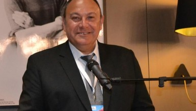 Maxime Cassis, vice-president of the International Billiards and Snooker Federation (IBSF) and chairperson of the European Billiards and Snooker Association (EBSA