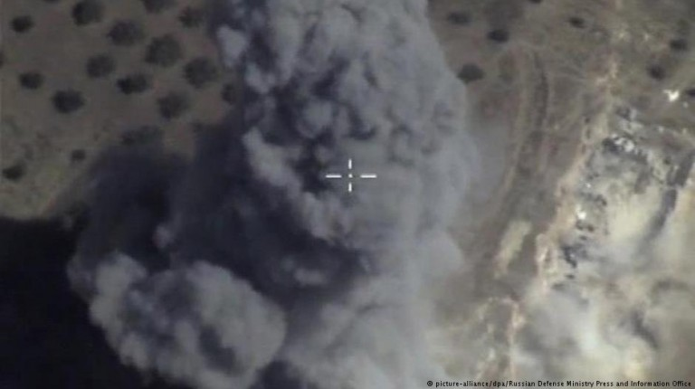airstrikes hits Taliban in Afghanistan