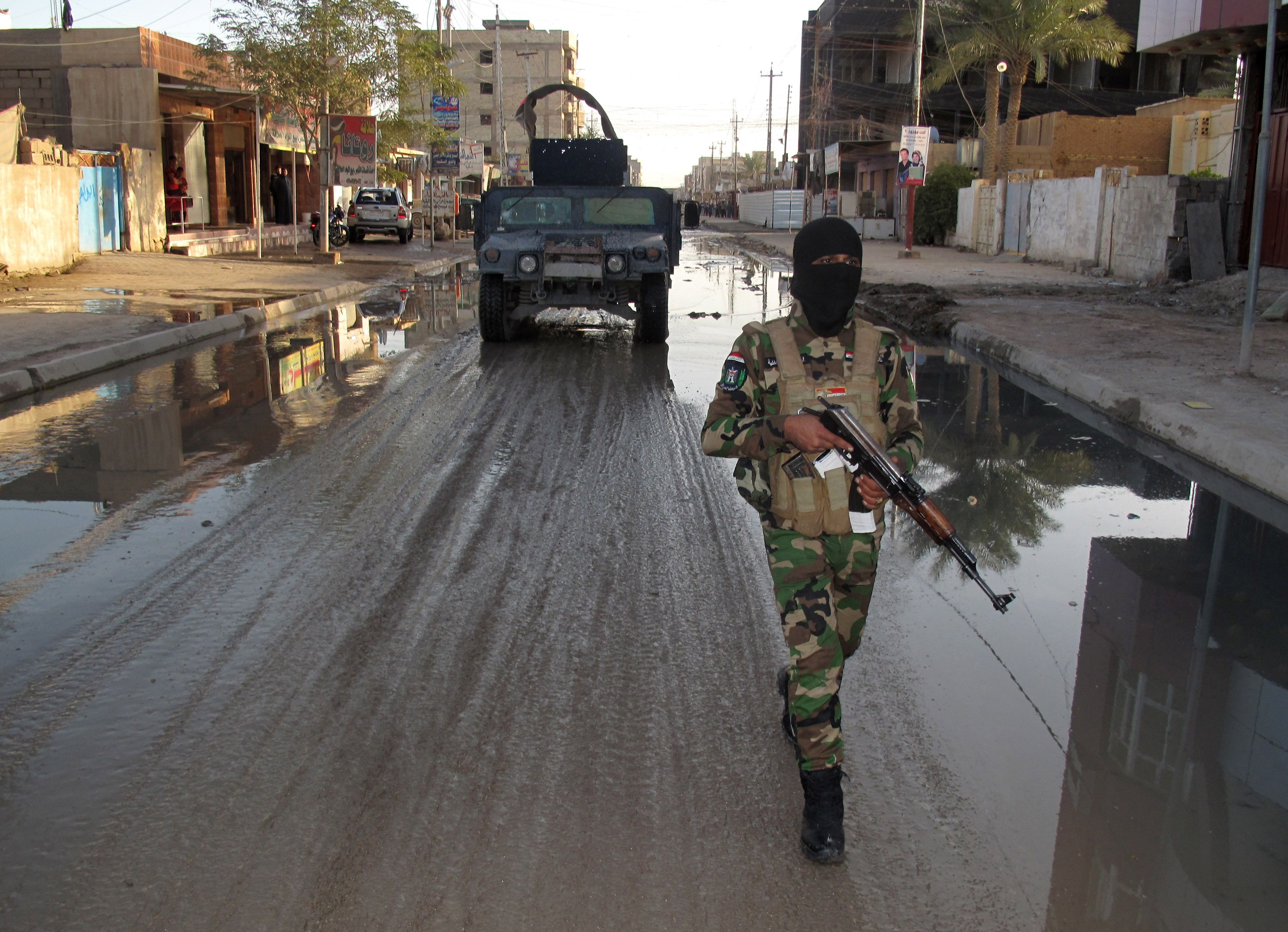 Baghdad curfew suspension is double-edged sword for citizens (AFP File Photo/Azhar Shallal)